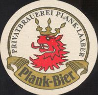 Pivní tácek privatbrauerei-plank-1