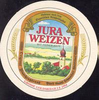 Pivní tácek privatbrauerei-plank-2-zadek