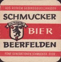 Pivní tácek privatbrauerei-schmucker-felsenkeller-1