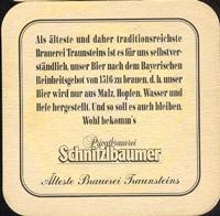 Pivní tácek privatbrauerei-schnitzlbaumer-1-zadek