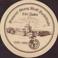 Pivní tácek private-brauerei-georg-wolf-1-zadek-small