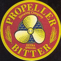 Pivní tácek propeller-1
