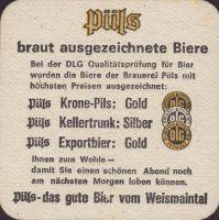 Beer coaster puls-brau-22-zadek-small