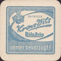 Beer coaster puls-brau-32-zadek-small