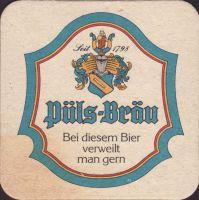 Beer coaster puls-brau-33-small
