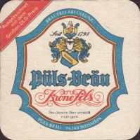 Beer coaster puls-brau-35-small