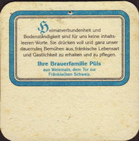 Beer coaster puls-brau-4-zadek-small