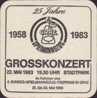 Beer coaster puntigamer-101-zadek-small
