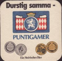 Beer coaster puntigamer-107-small