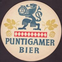 Beer coaster puntigamer-111-oboje-small