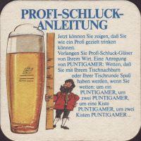 Beer coaster puntigamer-127-zadek-small