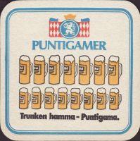 Beer coaster puntigamer-128-zadek-small