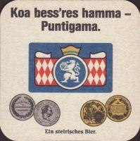 Beer coaster puntigamer-130-zadek-small