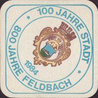 Beer coaster puntigamer-134-zadek-small