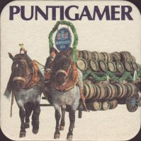 Beer coaster puntigamer-140-small
