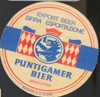 Beer coaster puntigamer-2-oboje