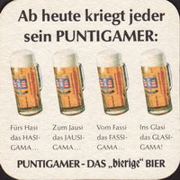 Beer coaster puntigamer-20-zadek-small