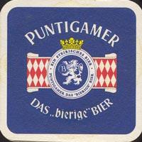Beer coaster puntigamer-3