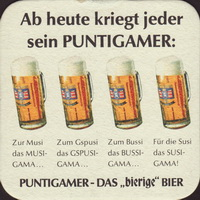 Beer coaster puntigamer-31-zadek-small