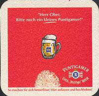 Pivní tácek puntigamer-5-zadek
