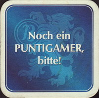 Beer coaster puntigamer-68-zadek-small