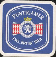 Beer coaster puntigamer-8