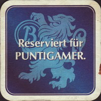 Beer coaster puntigamer-80-zadek-small