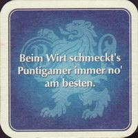 Beer coaster puntigamer-83-zadek-small