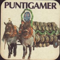 Beer coaster puntigamer-88-zadek-small