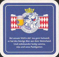 Beer coaster puntigamer-9-zadek