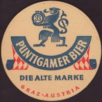 Beer coaster puntigamer-93-oboje-small