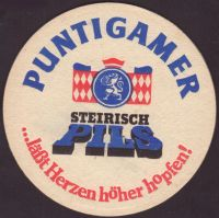 Beer coaster puntigamer-96-oboje-small