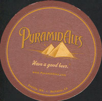 Beer coaster pyramid-1