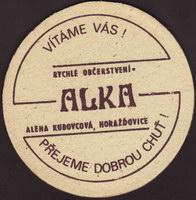 Beer coaster r-alka-1-small