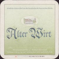 Beer coaster r-alter-wirt-1-small