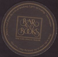 Beer coaster r-bar-and-books-1-small