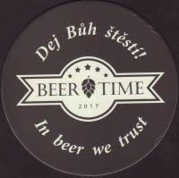 Beer coaster r-beer-time-1-small