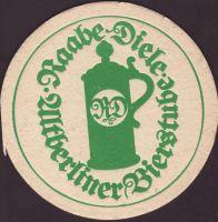 Beer coaster r-bierstube-raabediele-1-small