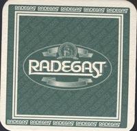 Pivní tácek radegast-14-oboje