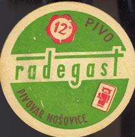 Pivní tácek radegast-16-oboje