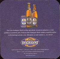 Pivní tácek radegast-23-zadek