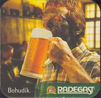 Pivní tácek radegast-24