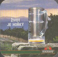 Pivní tácek radegast-29-zadek