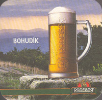 Pivní tácek radegast-29