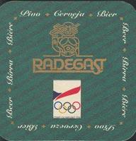 Pivní tácek radegast-3