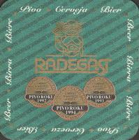 Pivní tácek radegast-43-small