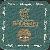 Pivní tácek radegast-6