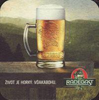 Pivní tácek radegast-77-small