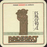 Pivní tácek radegast-83-small