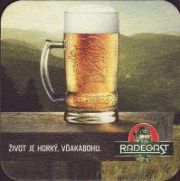 Pivní tácek radegast-91-small